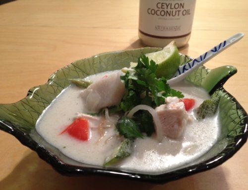 【Food Sense No.5】お野菜たっぷりココナッツスープ